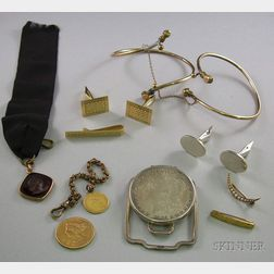 Small Assortment of  Estate Jewelry