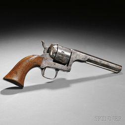 Identified Moore's Patent Revolver