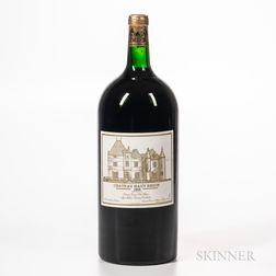 Chateau Haut Brion 1985, 1 5 liter bottle