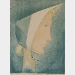 Jean Charlot (French/American, 1898-1979)    Grace