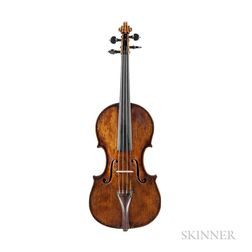 Italian Violin, Leandro Bisiach, Milan, 1907