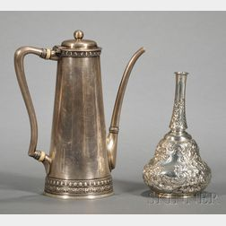 Two Tiffany & Co. Sterling Tablewares