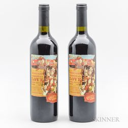 Molly Dooker Carnival of Love Shiraz 2005, 2 bottles