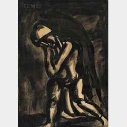 Georges Rouault (French, 1871-1958)      Lot of Three Images: Hiver lèpre de la terre
