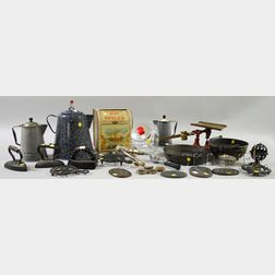 Lot of Miscellaneous Country Kitchen Items