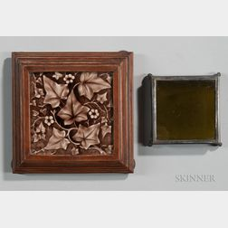 Two Trent Tile Company Trivets