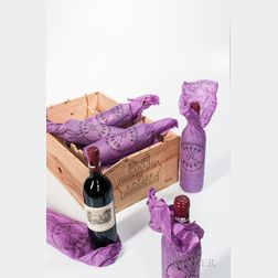 Chateau Lafite Rothschild 1995, 12 bottles (owc)