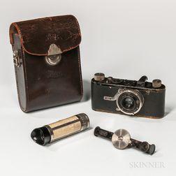 "Leica I Model B ""Rim Set Compur,"""