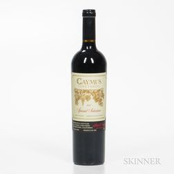 Caymus Cabernet Sauvignon Special Selection 2012, 1 bottle