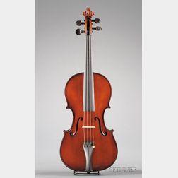 Modern Italian Violin, Romedio Muncher, Cremona, 1924