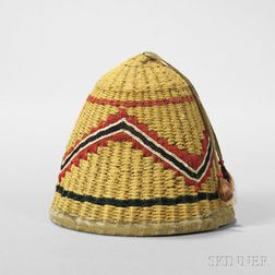 Nez Perce Infant's Hat
