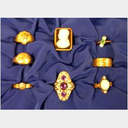 Eight Rings