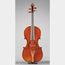 French Violin, Charles J.B. Collin-Mezin, Mirecourt, 1931