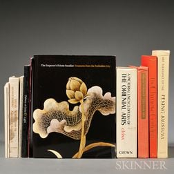 Eleven Books on Chinese Art