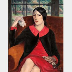 Leon Kroll (American, 1884-1975)      Drina