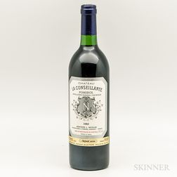 Chateau La Conseillante 1982, 1 bottle