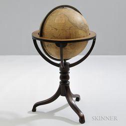 Malby's 18-inch Terrestrial Floor Standing Globe