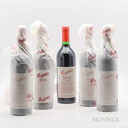 Penfolds Grange 1998, 5 bottles