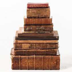 Eleven Early Instructional Books