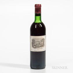 Chateau Lafite Rothschild 1970, 1 bottle