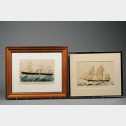 Nathaniel Currier (American, 1813-1888) and Currier & Ives, publishers (American,      1857-1907)