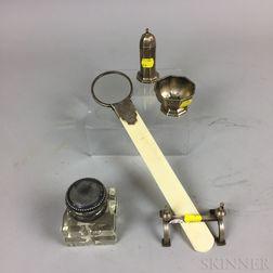 Five Small Decorative Items