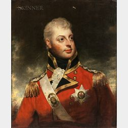 Attributed to Sir William Beechey (British, 1753-1839)      H.R.H. The Duke of Gloucester