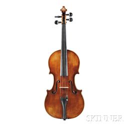 American Modern Violin, James Reynold Carlisle, Cincinnati, 1932