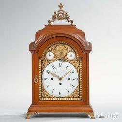 Joseph Kraus Grand Sonnerie Bracket Clock