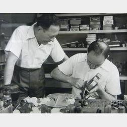 Jascha Heifetz, Abraham Koodlach