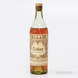 Collado Cognac 12 Years Old, 1 4/5 quart bottle