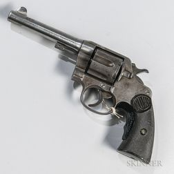 Colt U.S. Army Model 1917 Double-action Revolver