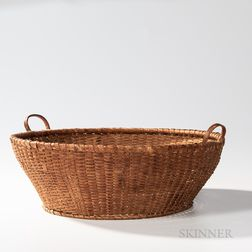 Large Shaker Splint Basket