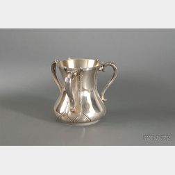Tiffany & Co. Sterling Loving Cup