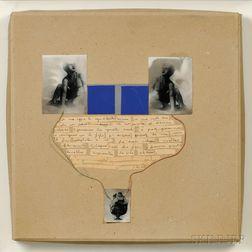 Sandro Chia  (American, b. 1946)      Untitled