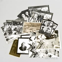 Group of Al Capone and Gang-related Photographic Reprints