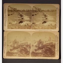 Stereoscopic Views of the Spanish American War