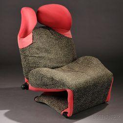 Toshiyuki Kita Wink   Lounge Chair