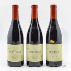 Rochioli Russian River Pinot Noir 2000, 3 bottles