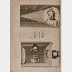 Gravesande, Willem Jacob 's (1688-1742) Physices Elementa Mathematica