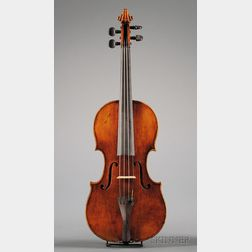 English Violin, School of Panormo, c. 1830