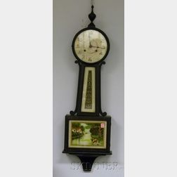 "New Haven ""Banjo"" Clock"