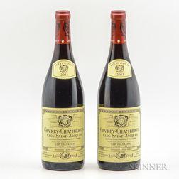 Louis Jadot Gevrey Chambertin Clos St. Jacques 2003, 2 bottles