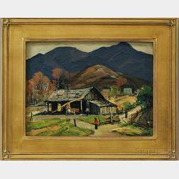 John F. Enser (American, 1898-1968)      El Molino