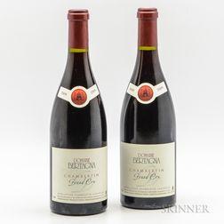 Bertagnia Chambertin 2009, 2 bottles