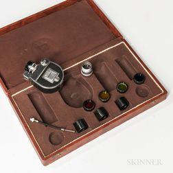 """Rare Schatz & Sohne """"Sola"""" Camera and Accessories"""