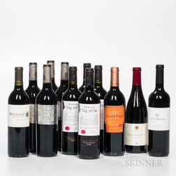 Mixed Wines, 12 bottles