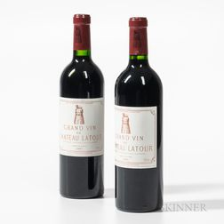 Chateau Latour 1997, 2 bottles