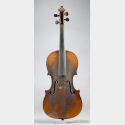 French Violin, c. 1900