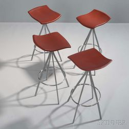 Four High Stools Mobles 1.4 Barcelona
